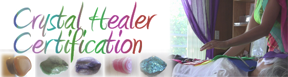 Crystal Healer Certification