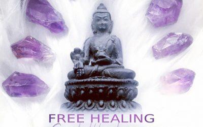 Free Worldwide Distance Crystal Healing