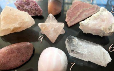 Pink Crystal Quiz!