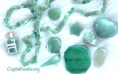 The Healing Effects of Green Aventurine