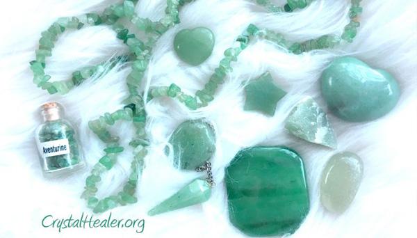 The Healing Effects of Green Aventurine