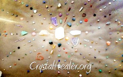 The Artistry of Crystal Gridding