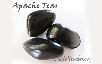 Healing Properties of Apache Tears