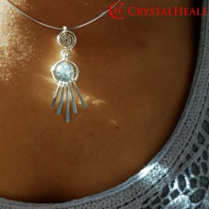 Talisman protection crystal healer