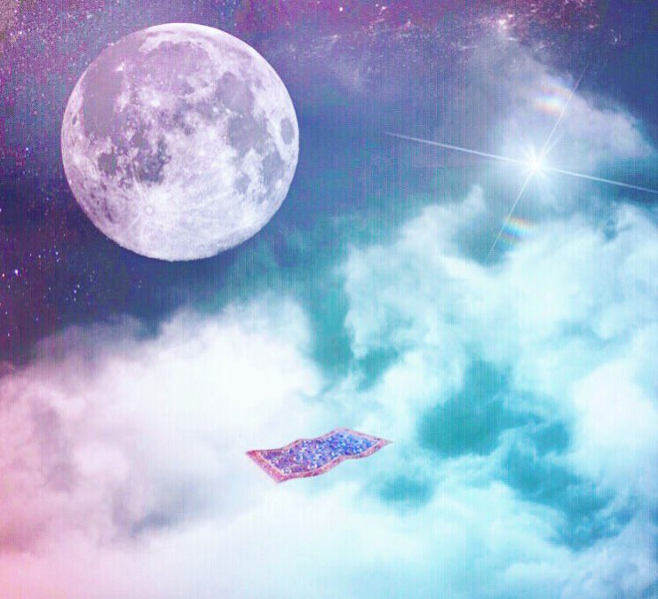 Powerful FULL MOON IN SAGITTARIUS aligned with the GALACTIC CENTER