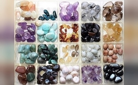 Crystals from Crystal Healer Store