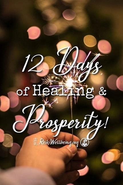 12 DAYS Healing & Prosperity