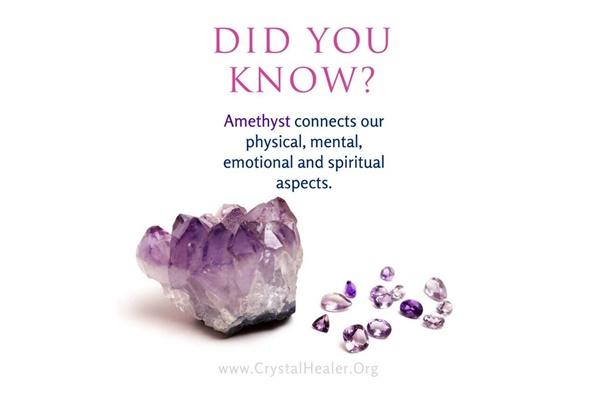 Amazing Amethyst Crystal