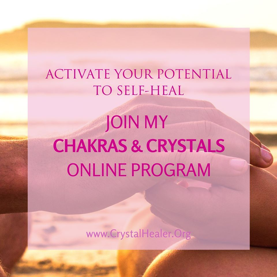 Chakras and Crystals Online Program
