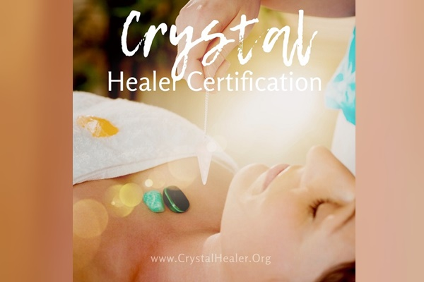 Crystal Healing Certification