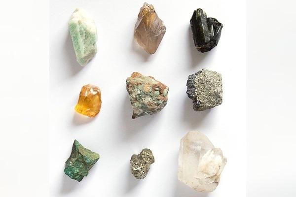 Crystals, Crystals, Crystals
