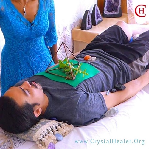 Online Crystal Healing Certification Course
