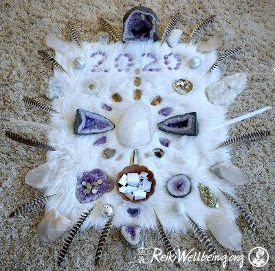 Prosperity and Healing Crystal