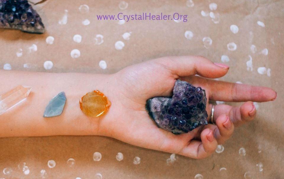 Crystal Healer Online Course