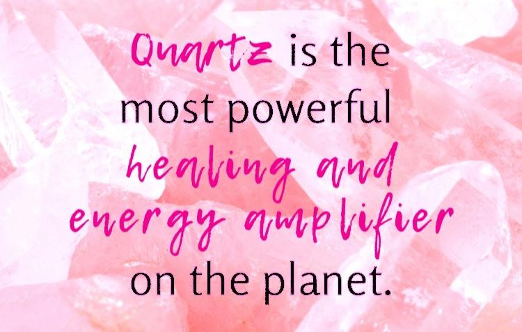 Quartz Crystals for Healing