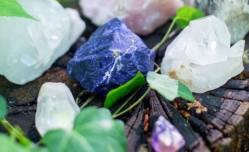 Crystals for Peace
