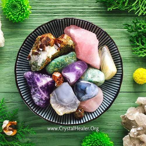 Crystals for Success