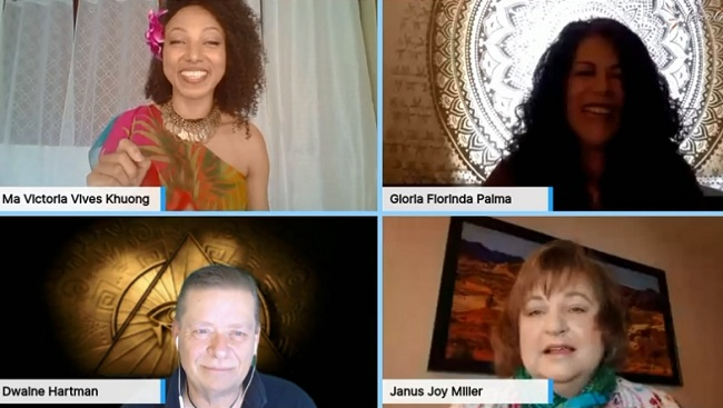 Free Online International Chanting for Hope and Healing!