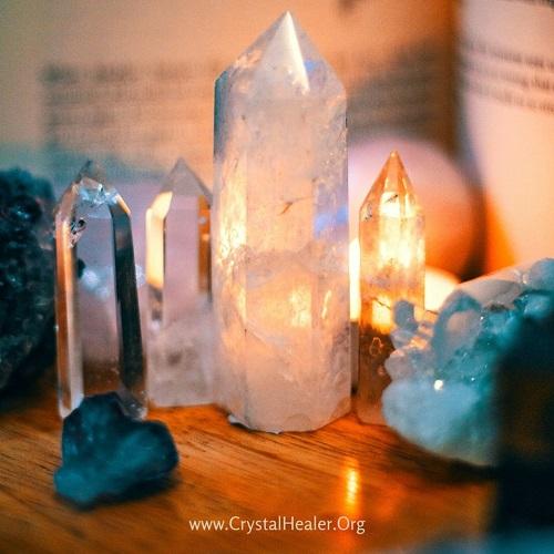 Crystal Healer Certification Program Livestream Session