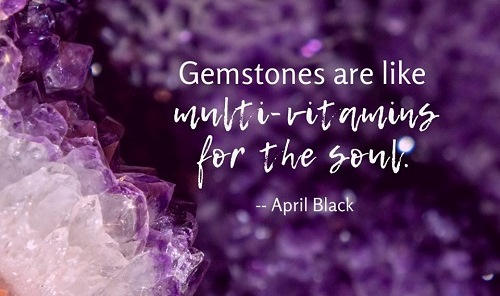 Crystals Bring Wholeness to Your Soul