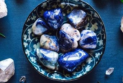 Crystal of the Week: Sodalite