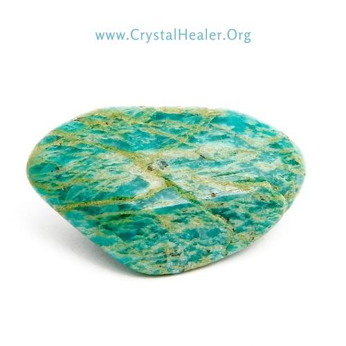 Crystal of the Week: Amazonite