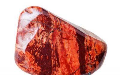 Crystal of the Week: Brecciated Jasper