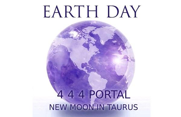 Happy New Moon in Taurus!