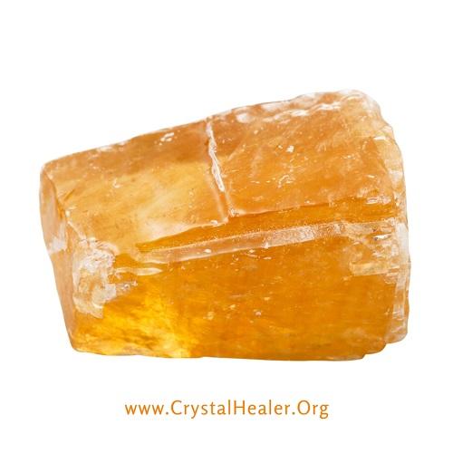Crystal of the Week: Orange Calcite
