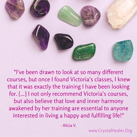 Alicia's Testimony