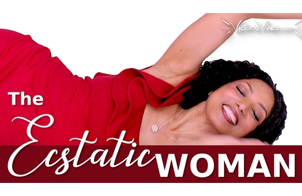 Ecstatic Woman Experience