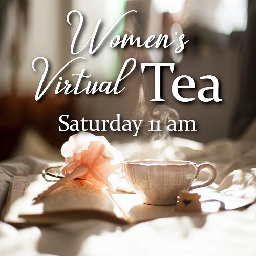 Women's Virtual Tea