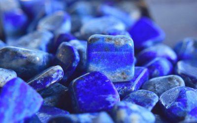 Crystal Lapis Lazuli