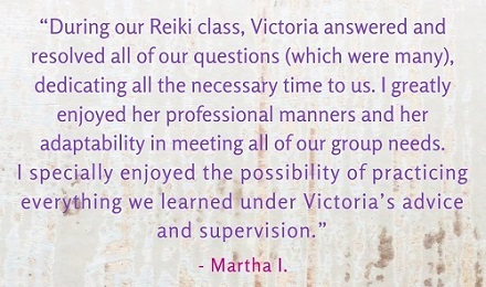 Martha's Testimony