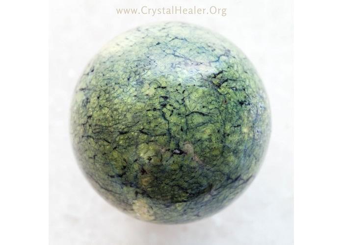 Crystal of the Week: Serpentine